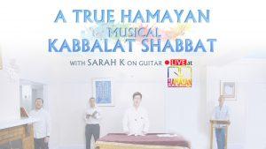 Hamayan Kabbalat Shabbat – During Stage 4 Lockdown